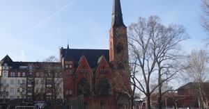 Zwinglikirche - KulturRaum Zwingli-Kirche e. V.